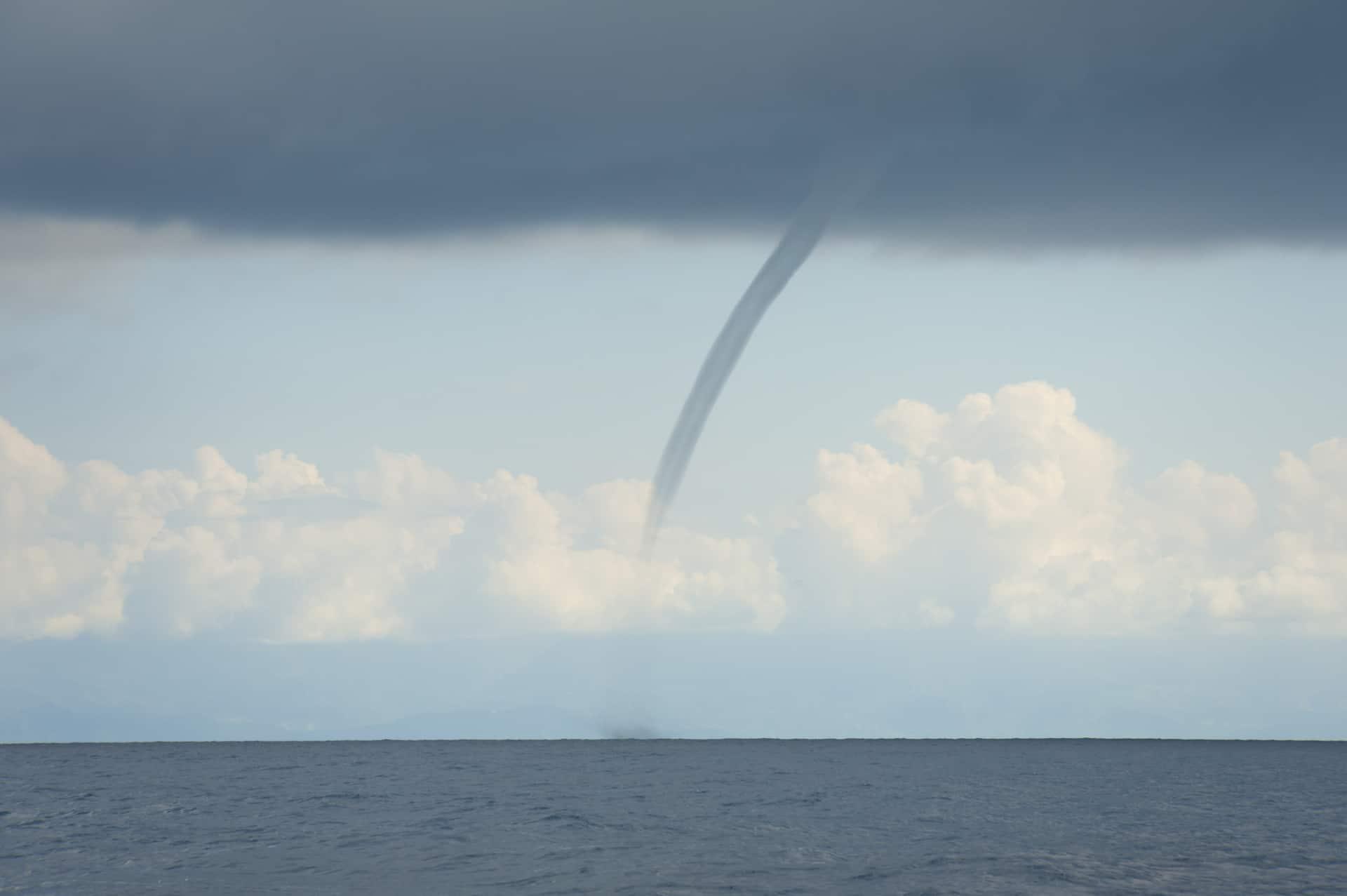 Tornado Waterspout