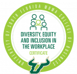 USF-Muma-DEI Badge-diversity-equity-and-inclusion-in-the-workplace-certificate
